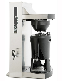 Coffee Queen Single Tower kahvinkeitin 5 L