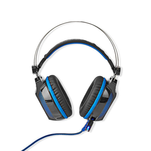 Headset | 7.1 virtual surround | LED-valot | USB